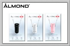 ALMOND Defends AP-7070 個人空氣淨化器
